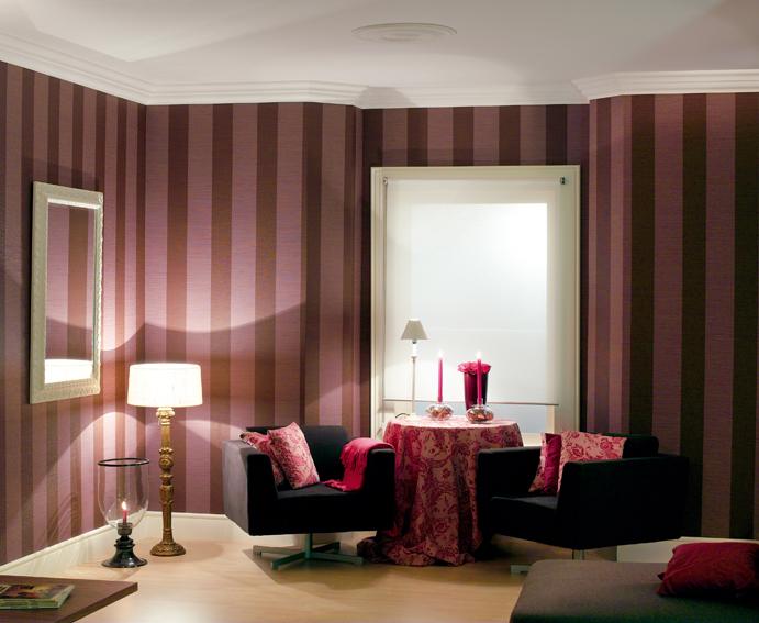 Raumgestaltung Tapeten Erlangen : Traditionelle Einrichtungen erlangen mit modernen Zierprofilen einen